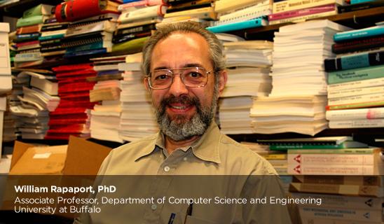 Dr. William Rapaport