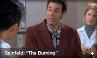 "Seinfeld: ""The Burning"""