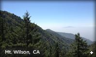 Mt. Wilson, CA